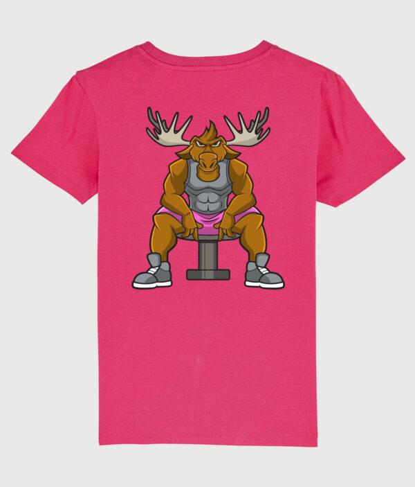 DME Hot pink kid shirt