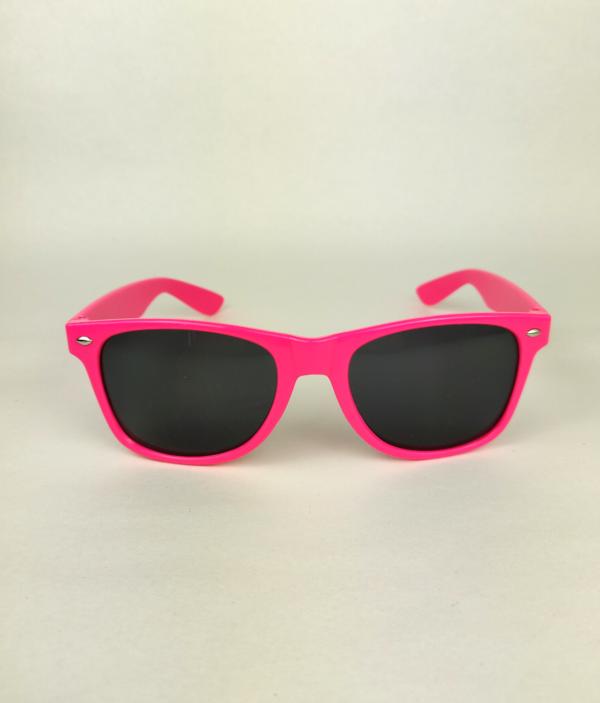 den mandige elg sunglasses pink 1